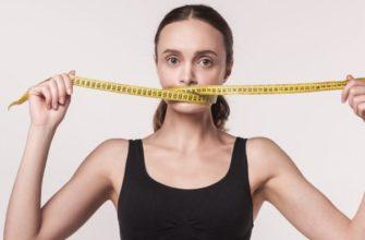 Как скинуть лишний вес за неделю