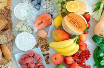 Несовместимые продукты питания
