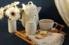 Чай с молоком калорийность