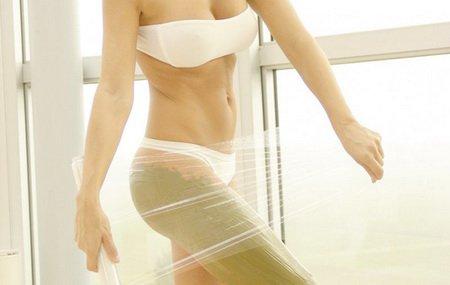 Уксусное обертывание для похудения
