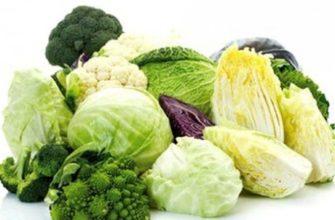Капустная диета на 10 дней: меню, отзывы и результаты