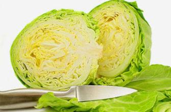 Капустная диета 6-7 дней: меню, отзывы и результаты