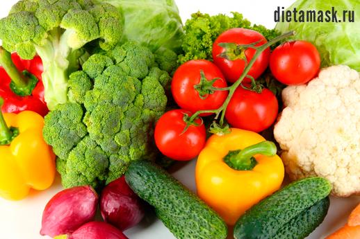 Особенности меню чередования диеты Дюкана