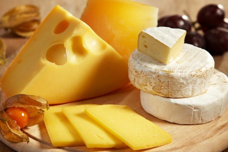 Диета Дюкана: сыры с более низким содержанием жиров