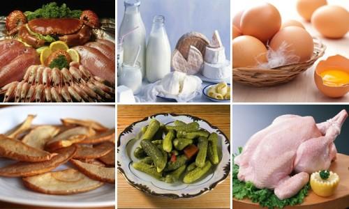 Результат от белковой диеты